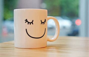 Happy Mug www.brilliantbusinessblogs.com