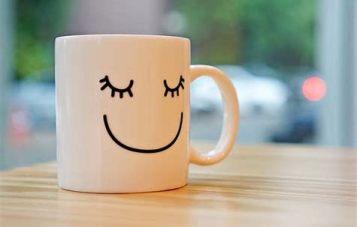 Happy Mug www.brilliantbusinessblogs.com