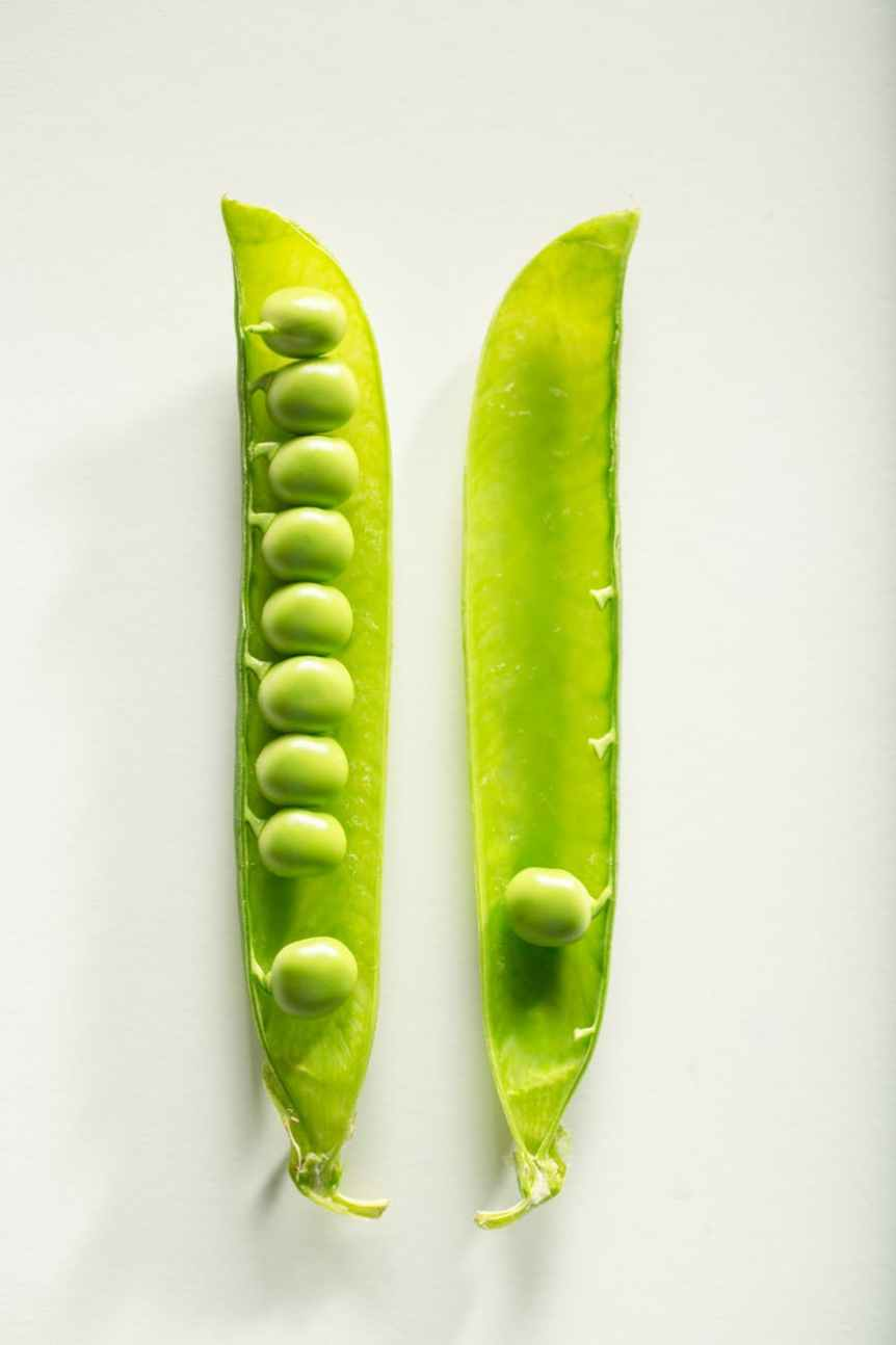 green peapods