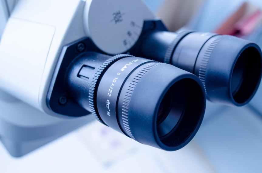 background binoculars black blue